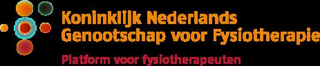 Koninklijke Nederlandse genootschap voor fysiotherapie